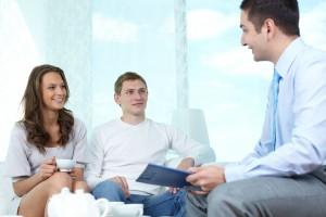 People Refinancing