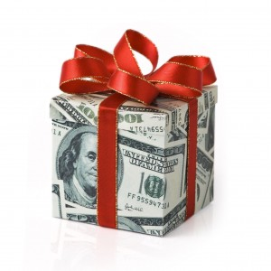 Down Payment Gift
