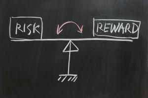risk reward real estate