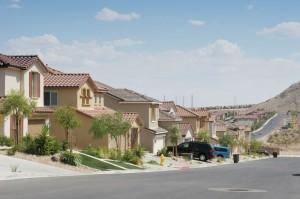 Las Vegas housing recovery