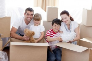moving to larger home