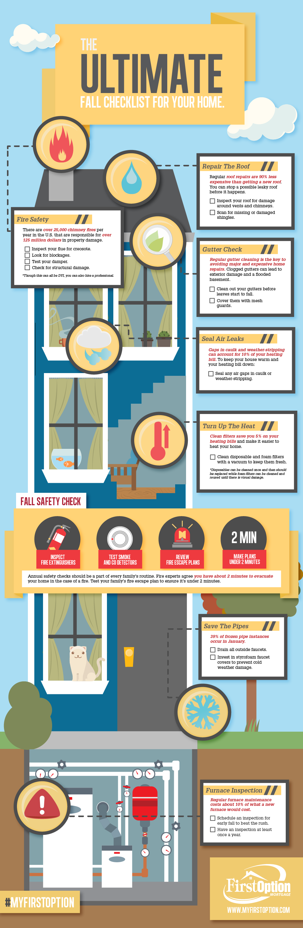 First-Option-Ultimate-Fall-Checklist-for-Your-Home-Infographic