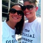 First Option employees at the 2014 Atlanta Pride Parade