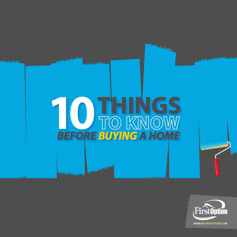 10 things you need to know before buying a home in 2016 for Home need things