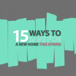 Save Money This Spring
