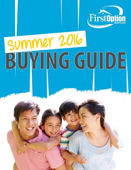 FOM Summer Buying Guide 2016 eBook