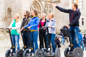 Looking for fun things to do this summer in Minneapolis? A segway tour is a great way to spend an afternoon.