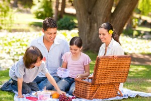 how to celebrate national picnic month