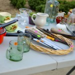 ways to celebrate national garage sale day