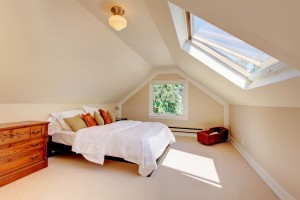 Most attics are simple storage spaces. But the room at the top of your home can be so much more.